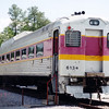 MBTA RDC (Rail Diesel Car)