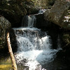 I think this is about the 4th waterfall in Gee Creek<br /> Slopes of Starr Mtn.  Cherokee National Forest, TN