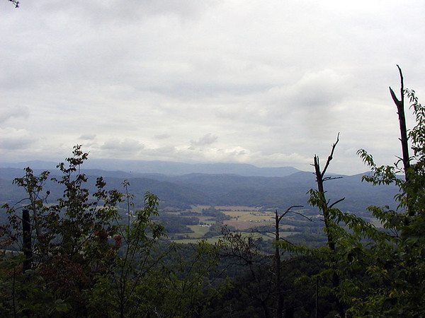 View #2 from Starr Mtn. Fire Tower