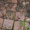 tiles from the old patio