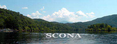 """SCONA--Means """"Across the river"""""""