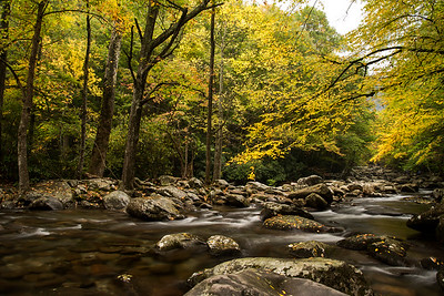 Chimney Tops Picnic Area, Great Smoky Mountains National Park