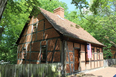 Old Salem - May 2015
