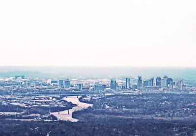 Aerial Views and Skyline