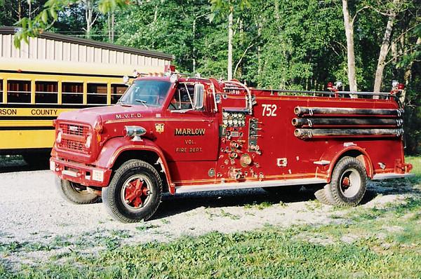 """""""Former Engine 752"""""""