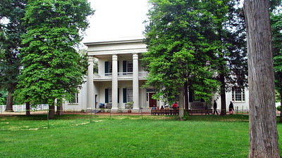 Visiting the Hermitage - Home of President Andrew Jackson