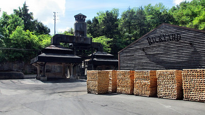 Visiting Jack Daniels Distillery and Lynchburg, TN