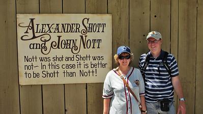 Visiting Dollywood Park and Gatlinburg