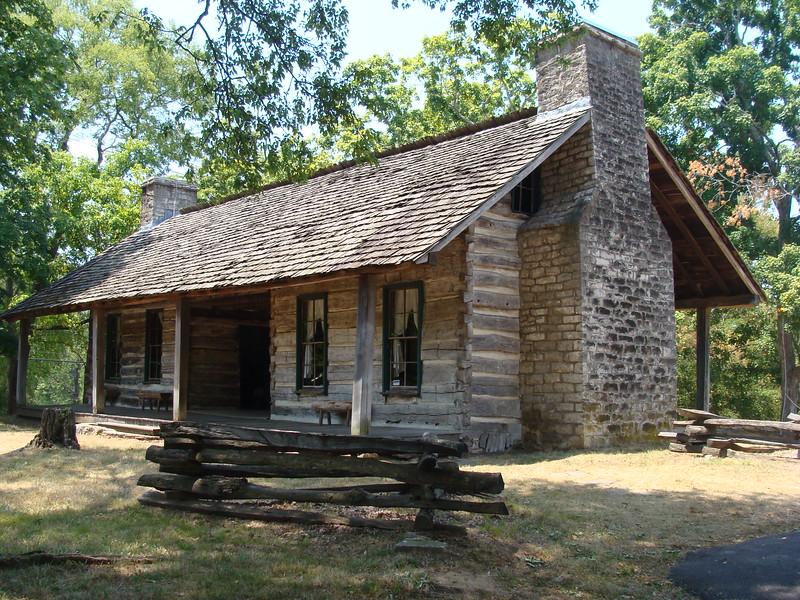 Harding Cabin