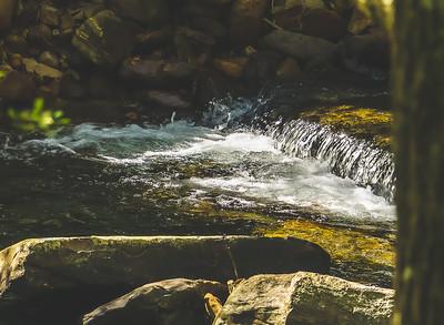 Big Soddy Creek Gulf in Soddy Daisy Tennessee