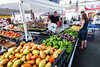 Many local vendors have fresh produce during the season at the Chattanooga Market at the First Tennessee Pavilion in Chattanooga, TN on Sunday, July 19, 2015. Copyright 2015 Jason Barnette