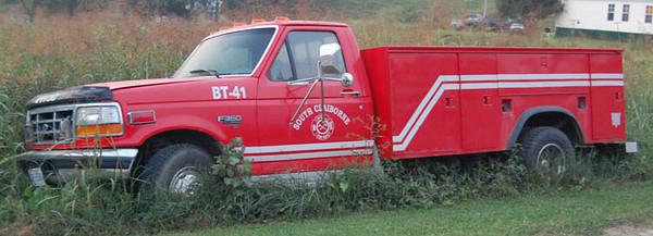 """""""Former Brush Truck 41"""""""