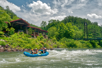 Ocoee Whitewater Center in Copperhill, TN