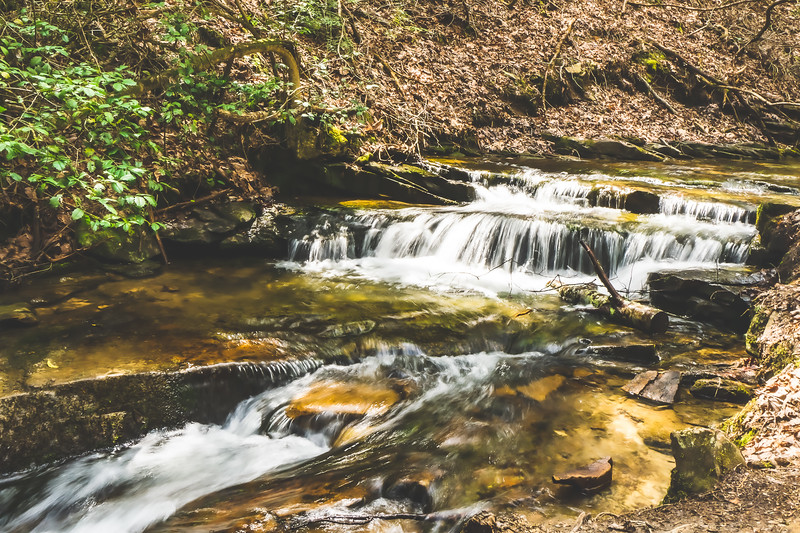 Fall Creek Falls State Park in Spencer Tennessee