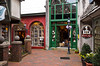 The Village Shopping area in Gatlinburg, Tennessee, USA.