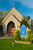 St. Mary's Roman Catholic church in Gatlinburg, Tennessee, USA.