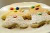 A couple of M&M cookies at Pancake Pantry in Gatlinburg, TN on Monday, August 5, 2013. Copyright 2013 Jason Barnette