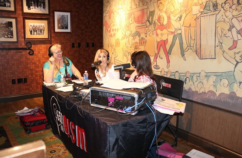 WSM 650 AM Radio Recording Interview