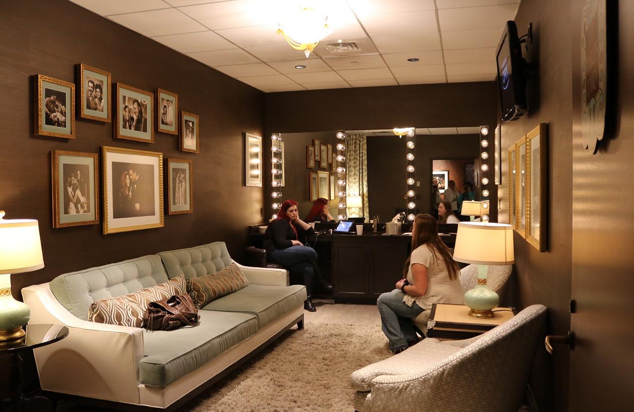 Women's Dressing Room