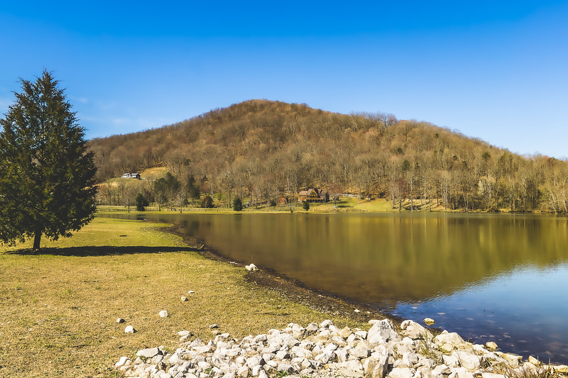 Indian Mountain State Park in Jellico Tennessee