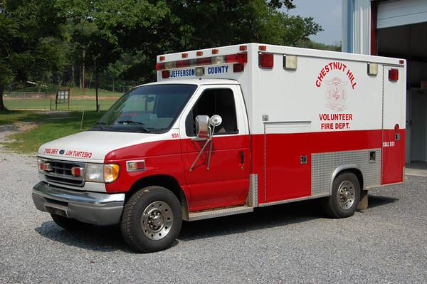 """""""Rescue 951"""""""