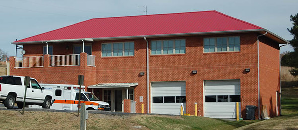 """White Pine Base/EMS Training Center"""