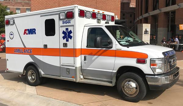 """""""Ambulance 84644"""""""