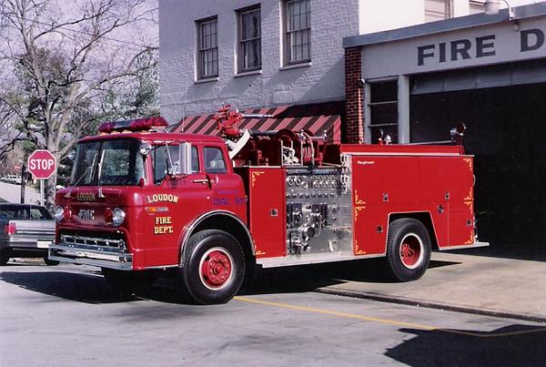 """""""Former Engine 82"""""""