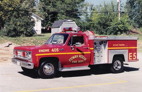 """""""Former Engine 405"""""""