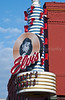 Elvis Presley theater and clubs in Memphis, Tennessee, USA.