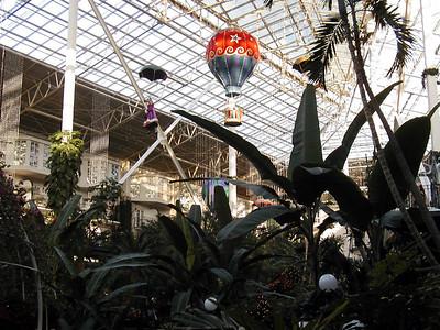 Opryland Hotel Conservatory