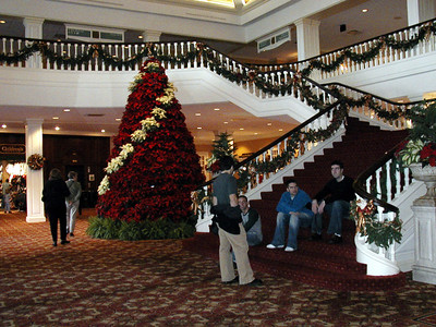 Opryland Hotel Magnolia Lobby