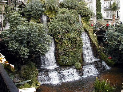 Opryland Hotel Cascades