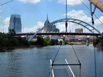 General Jackson Showboat Cruise in Nashville, TN, June 2009