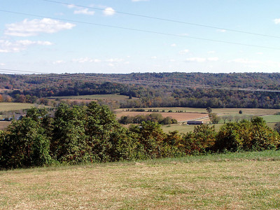 View From Natchez Trace