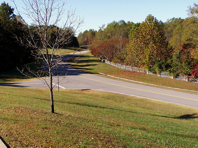 Natchez Trace Fall Colors