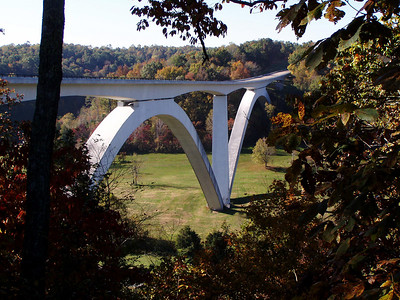 Natchez Trace Hwy 96 Bridge