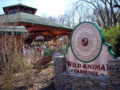 Nashville Zoo Carousel
