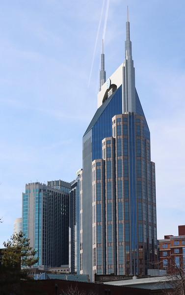 at&t Batman Building