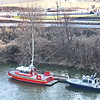 Nashville Fire Department and Metro Police Boats