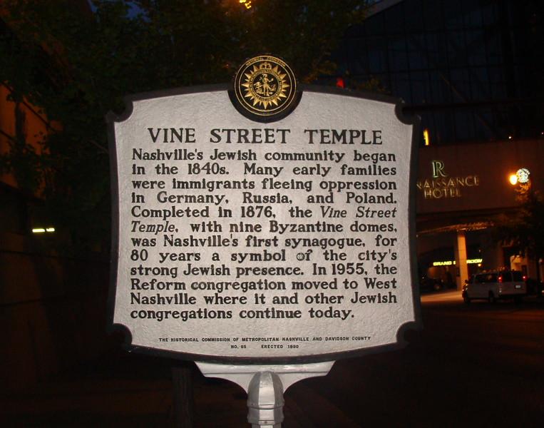 Vine Street Temple
