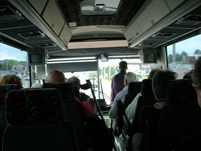 12   Riding with Todd in Motorcoach