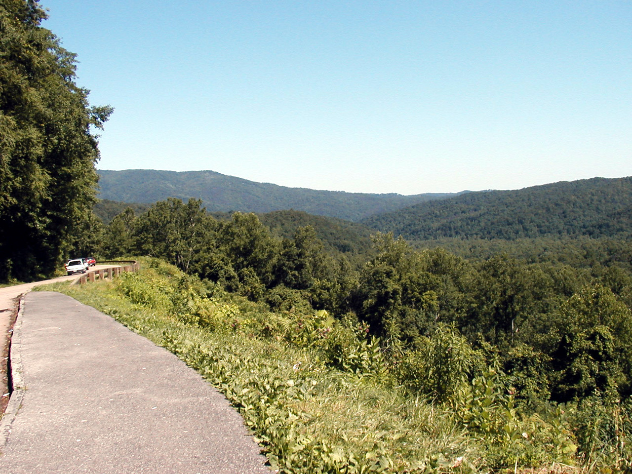 6   Great Smoky Mountains 2003