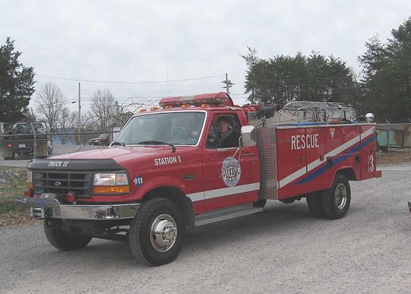 """""""Rescue 13"""""""