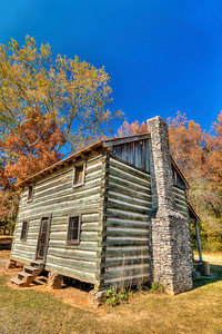 at Red Clay State Historic Park