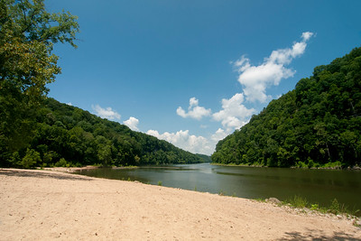 at Rock Island State Park