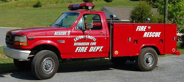 """Former Rescue 11-5"""