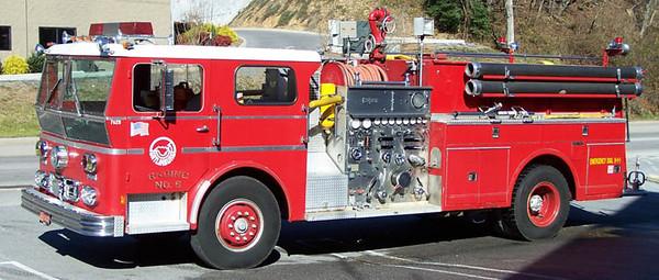 """""""Former Engine 331"""""""