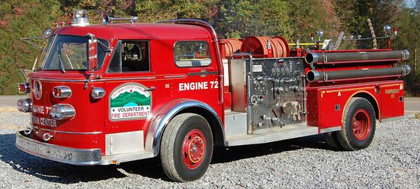 """""""Former Engine 72"""""""