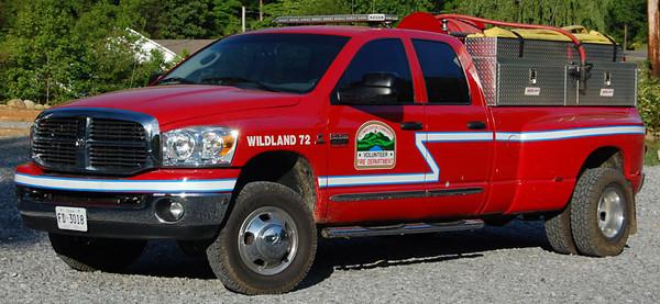 """Former Wildland 72"""